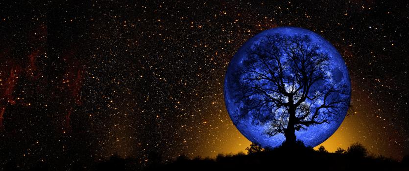 Jedinstveni PLAVI Puni mjesec nakon više od pola stoljeća!